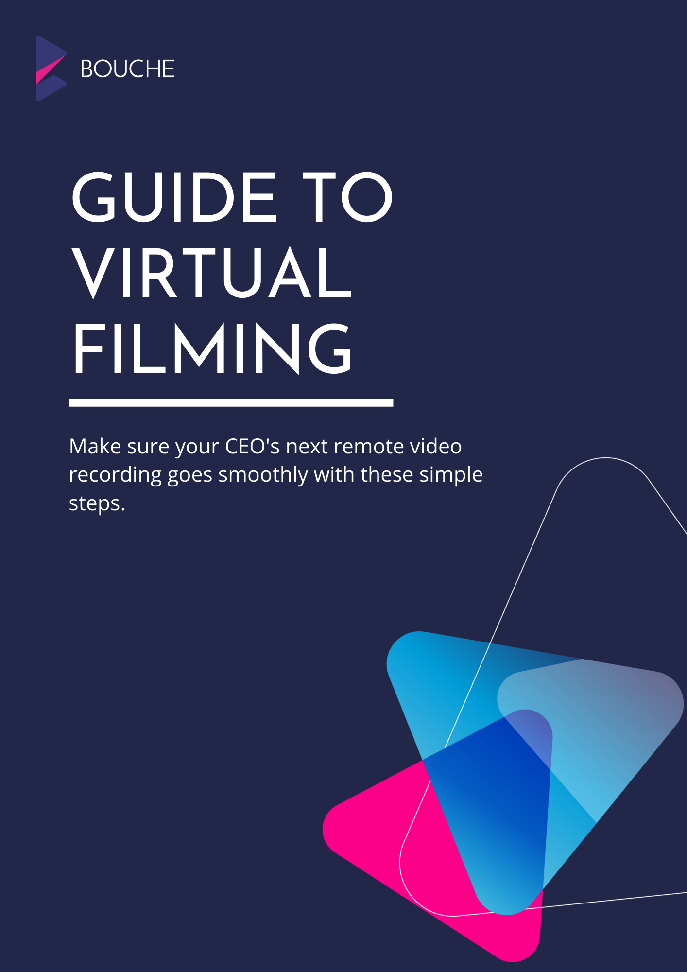 Receive your free guide to virtual filming